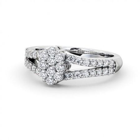 Payton แหวนเพชรล้อม แหวนเพชรผู้หญิง