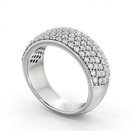 Arabella แหวนเพชรล้อม แหวนเพชรผู้หญิง