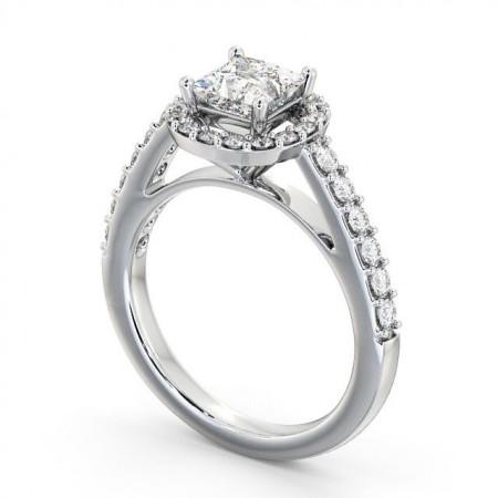 Eliana (Princess) แหวนหมั้น แหวนเพชรแท้