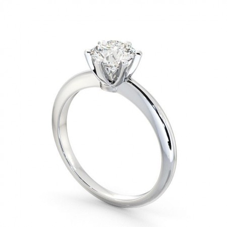 Grace แหวนแต่งงาน แหวนเพชรเม็ดเดี่ยว