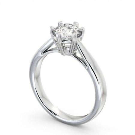 Zoey แหวนแต่งงาน แหวนเพชรเม็ดเดี่ยว