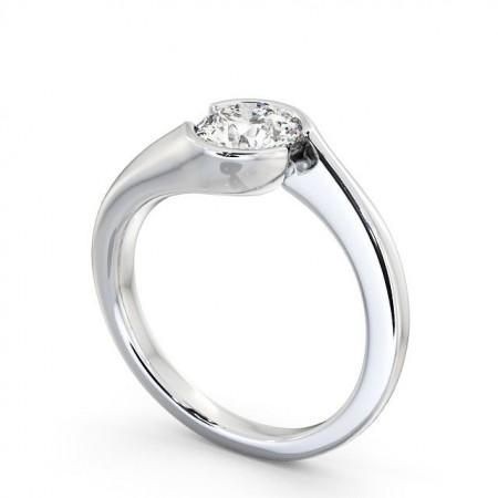 Layla แหวนแต่งงาน แหวนเพชรเม็ดเดี่ยว