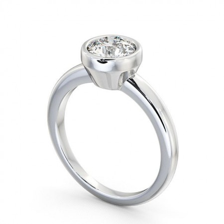 Camila แหวนแต่งงาน แหวนเพชรเม็ดเดี่ยว