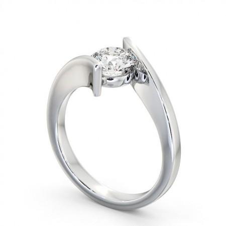 Ellie แหวนแต่งงาน แหวนเพชรเม็ดเดี่ยว