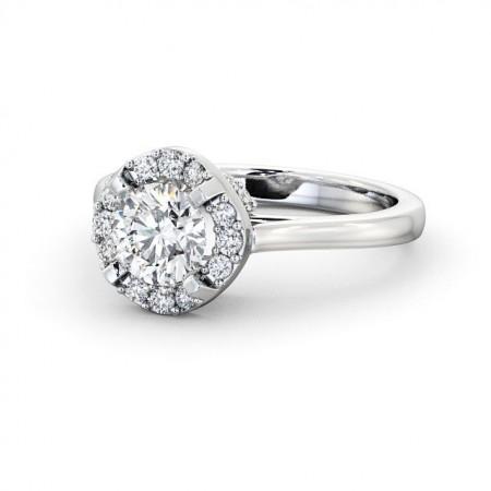 Anna แหวนหมั้น แหวนเพชรแท้