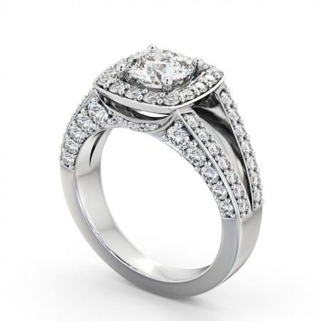 Hazel แหวนหมั้น แหวนเพชรแท้