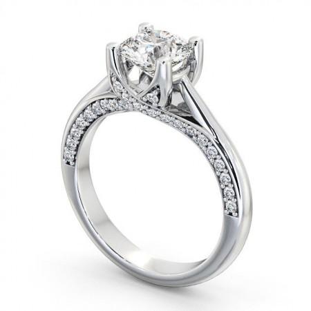 Ariana แหวนหมั้น แหวนเพชรแท้
