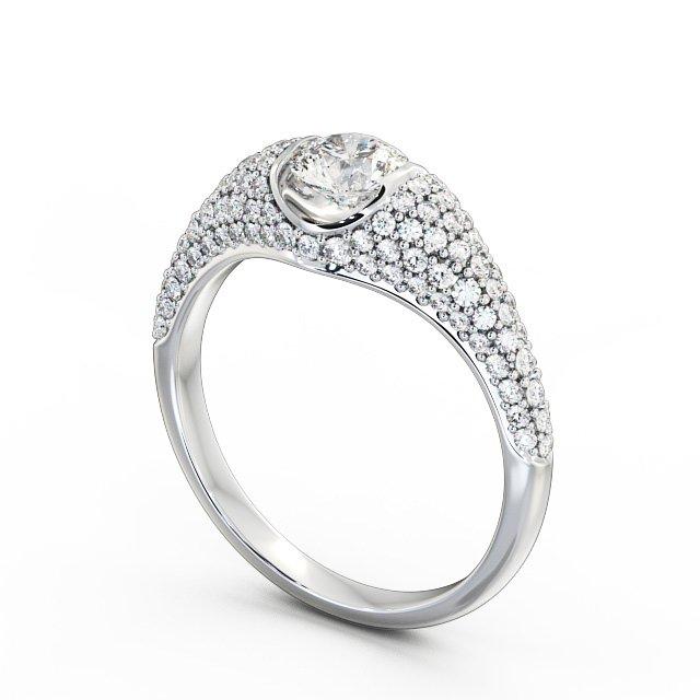 Hailey แหวนหมั้น แหวนเพชรแท้