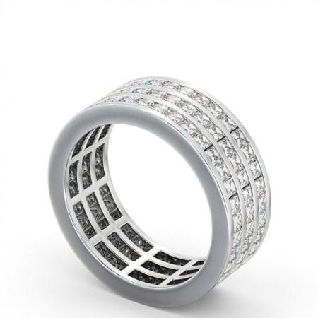 Thea แหวนเพชรรอบ ล้อมรอบวง แบบแหวนเพชรผู้หญิง