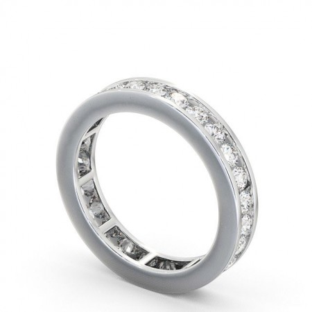 Annie แหวนเพชรรอบ ล้อมรอบวง แบบแหวนเพชรผู้หญิง