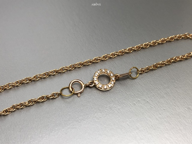 small round diamond bracelets