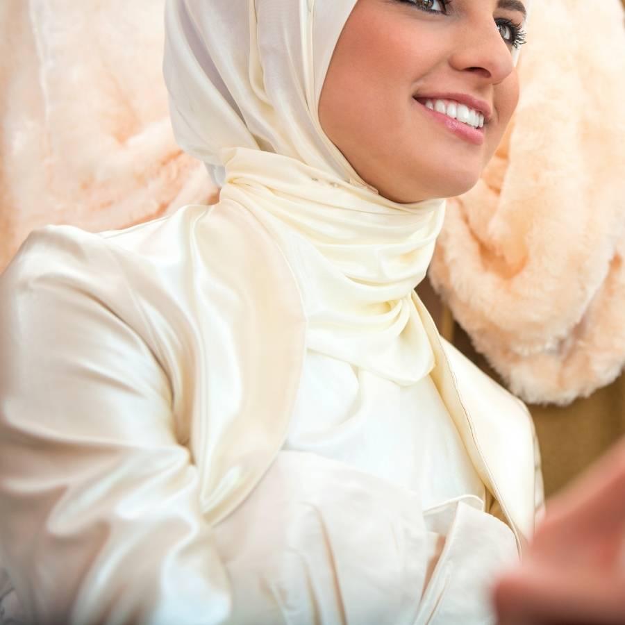 งานแต่งแบบอิสลาม