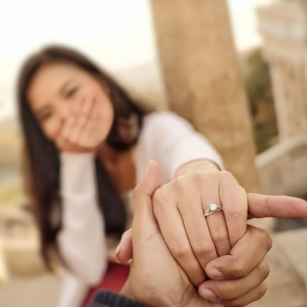 ขอแต่งงาน