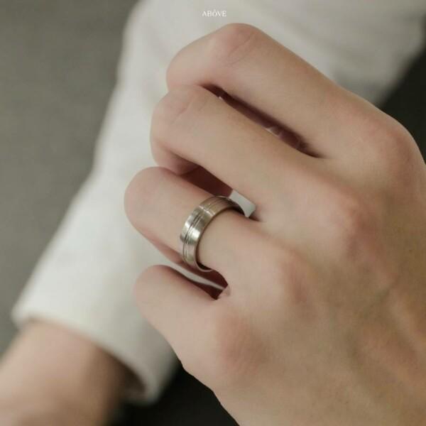 แหวนเกลี้ยงผู้ชาย
